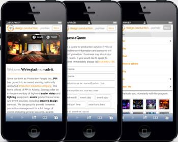 ppi-mobile-website