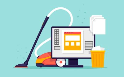 7 Spring Cleaning Tips for Your Website