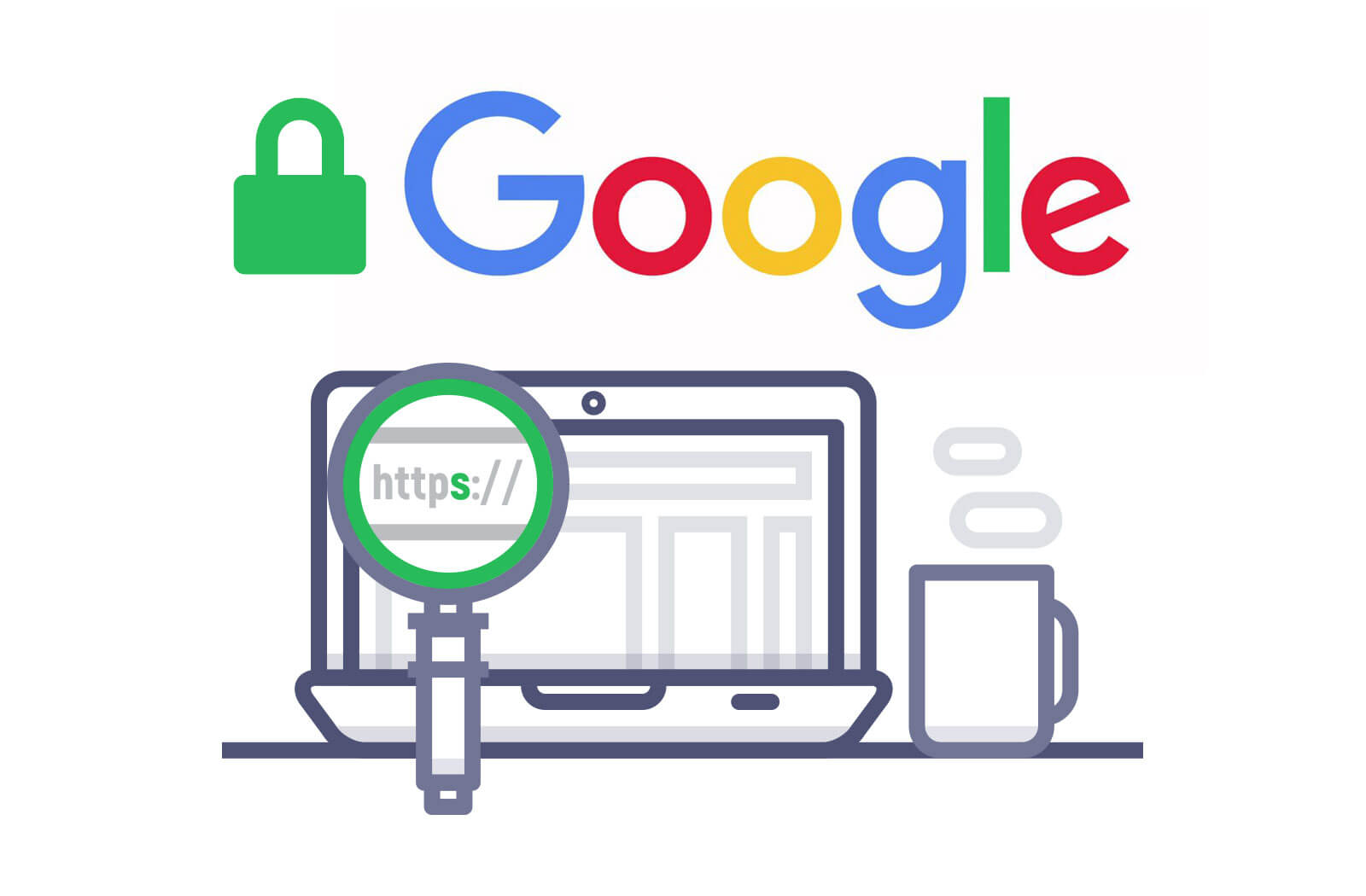 Google Requiring HTTPS Starting July 2018