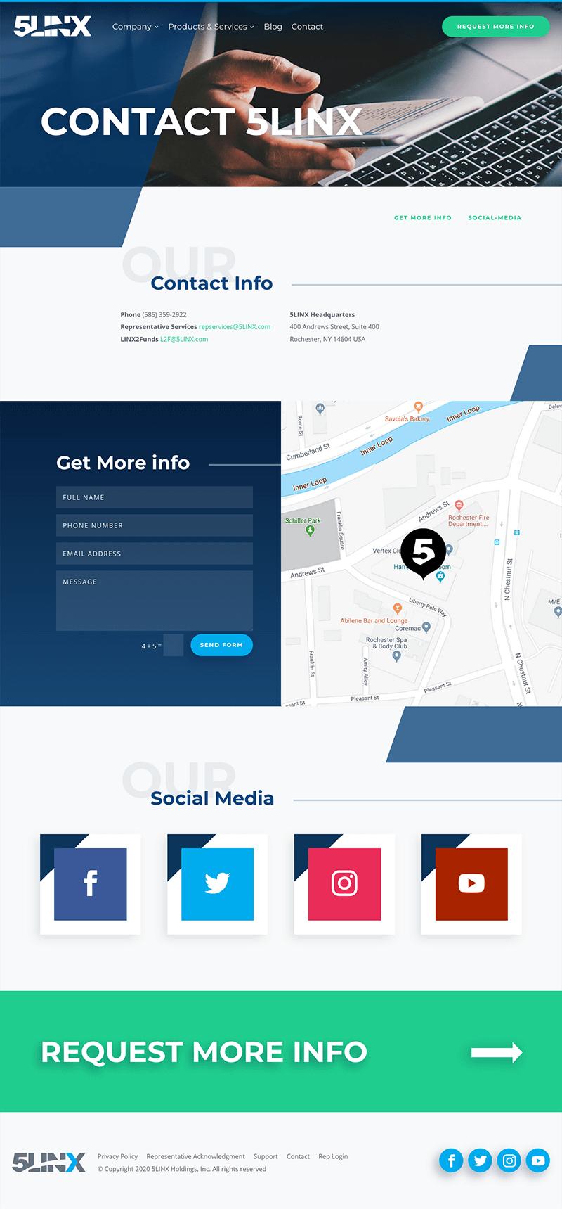 5LINX Web Design