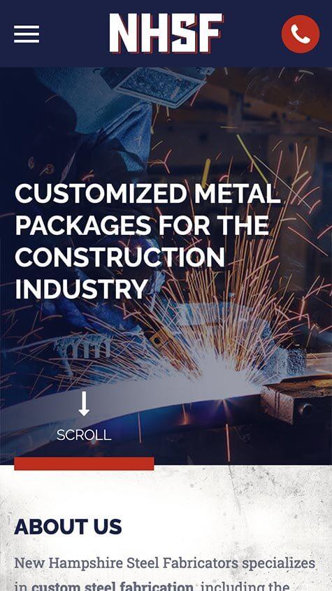 new-hampshire-steel-fabricators-mobile-responsive-website