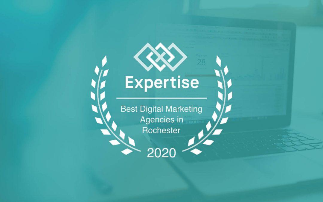 Arca Interactive Ranked in Top 19 Best Digital Marketing Agencies in Rochester