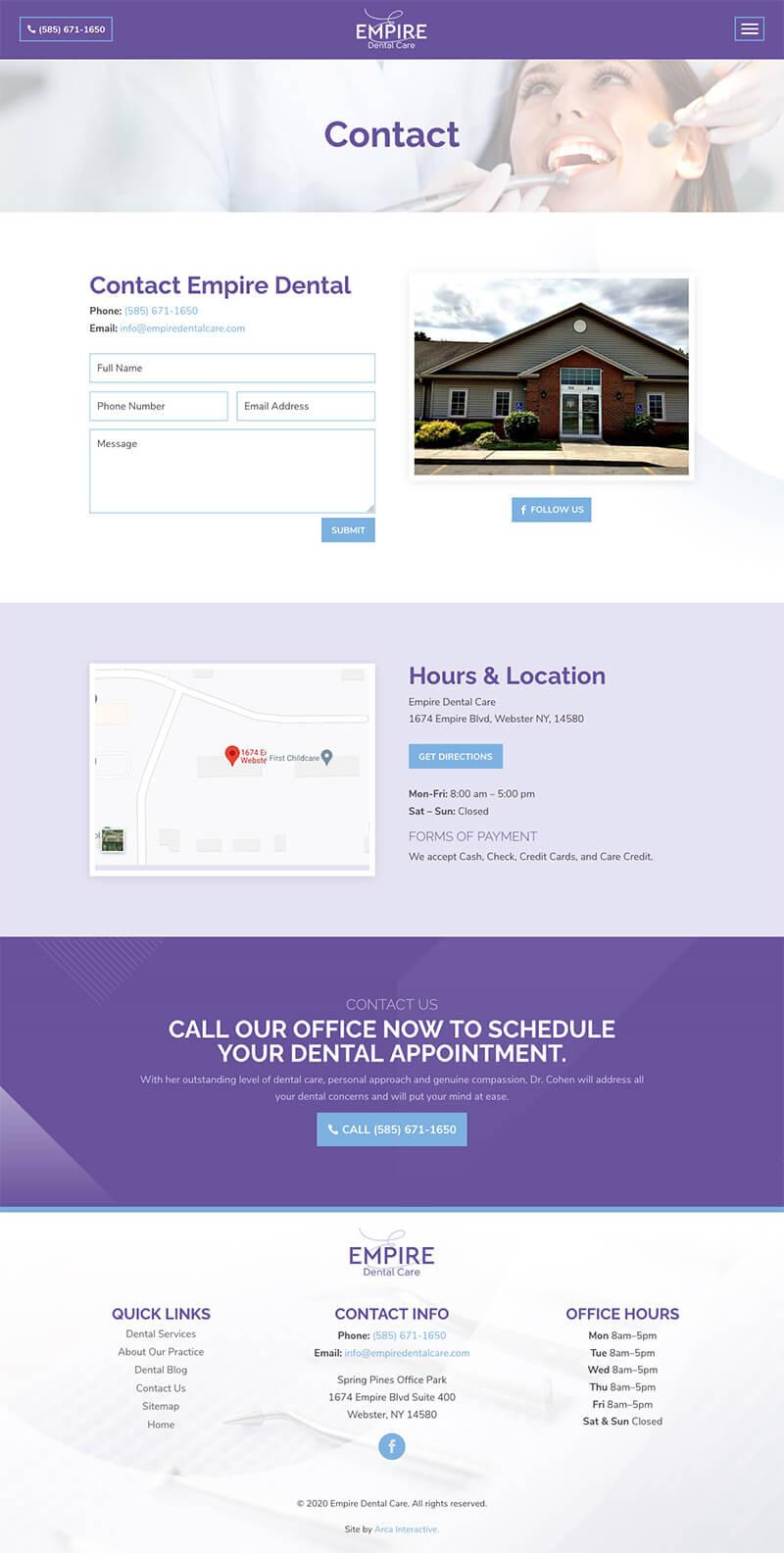 edc-website-design